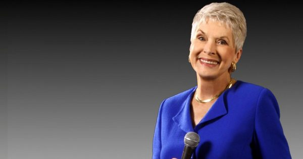 Comedian Jeanne Robertson Describes The Epic Battle Between Mothers and Teens