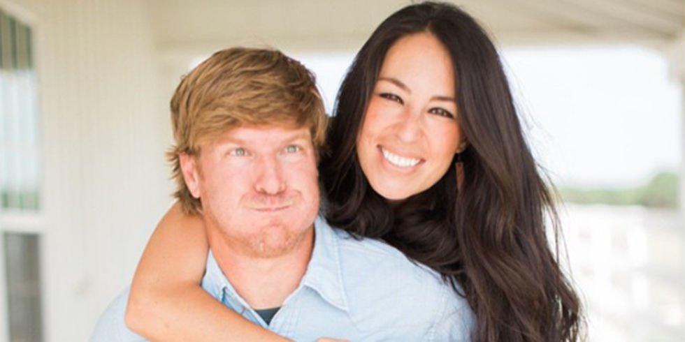 Chip and Joanna Gaines (credit: countryliving.com)