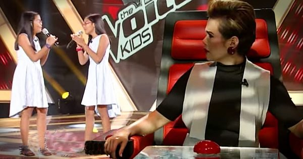 'Like I'm Gonna Lose You' Duet On The Voice Kids Philippines