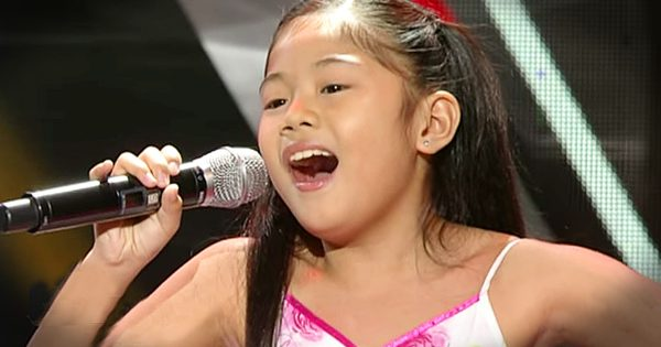 Voice Kids Philippines Gella Sings 'Somewhere'