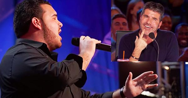 Sal Valentinetti America's Got Talent Golden Buzzer Audition