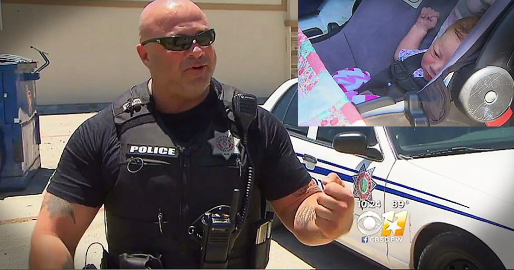 Police Officer Delivers Baby