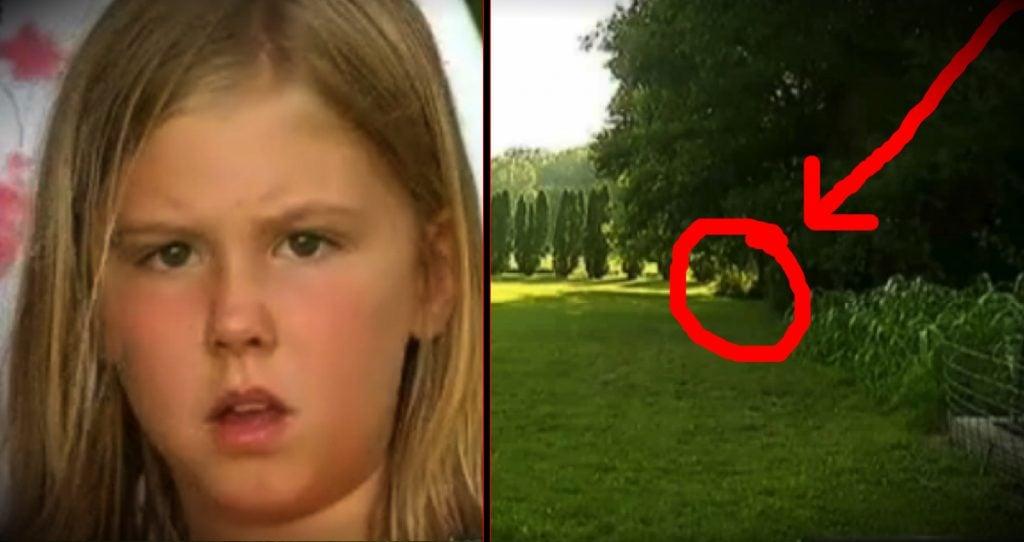 godupdates 9-year-old girl finds abandoned newborn in backyard fb