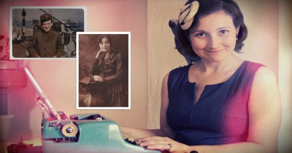 Ancestry Blogger Transforms 8 Family Photos In Unique Way