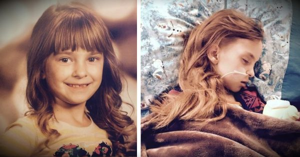 Grieving Aunt's Photo Tribute After Losing Her 7-Year-Old Niece