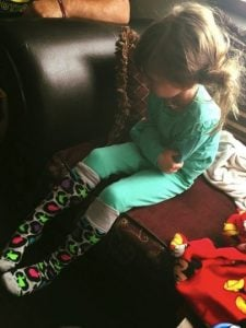 godupdates grieving aunt photo tribute after losing 7-year-old niece katherine the brave_19