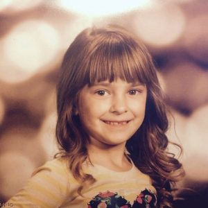 godupdates grieving aunt photo tribute after losing 7-year-old niece katherine the brave_2