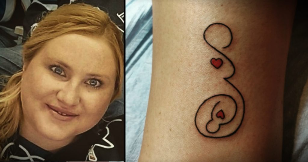 godupdates grieving mom's miscarriage tattoo goes viral fb
