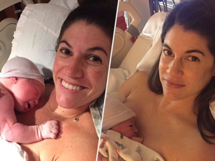 godupdates identical twin sisters give birth same day 4