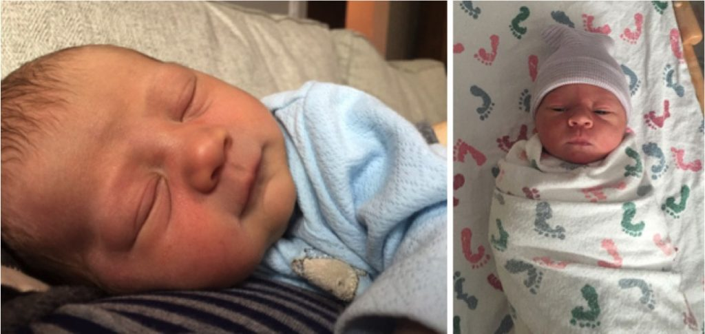 godupdates identical twin sisters give birth same day 5