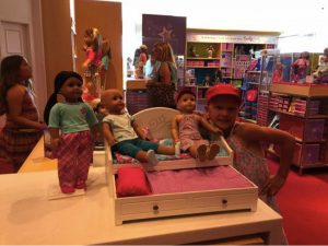 godupdates mom thanks american girl for bald doll 4
