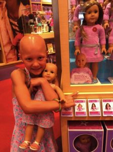 godupdates mom thanks american girl for bald doll 5