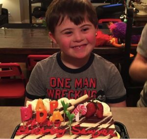 godupdates moms open letter after entire class invited to birthday party except her son 2