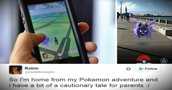 Police Warning On The Very Real Dangers To The Pokemon Go App