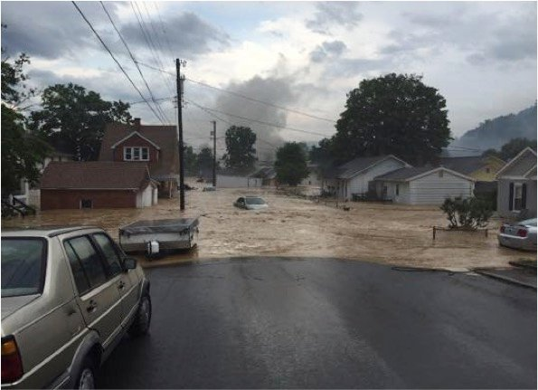 godupdates west virginia flood wrestler saves woman 4