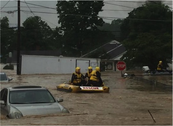 godupdates west virginia flood wrestler saves woman 5