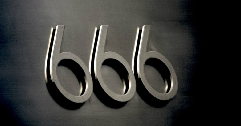 godupdates what is the meaning of 666 in revelations 1