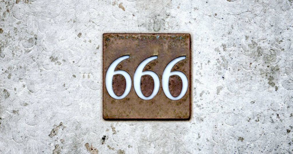 godupdates what is the meaning of 666 in revelations 8