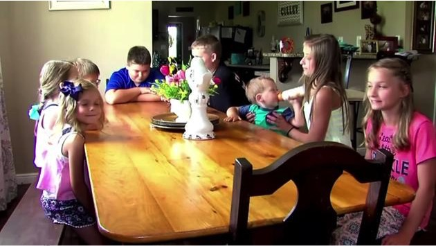 godupdates woman honors promise to adopt dying friend's 6 kids 2