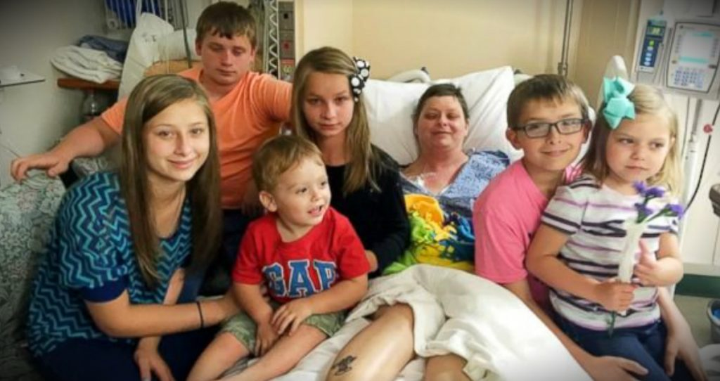 godupdates woman honors promise to adopt dying friend's 6 kids fb