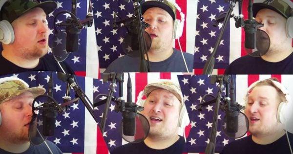 A Cappella Patriotic Classic