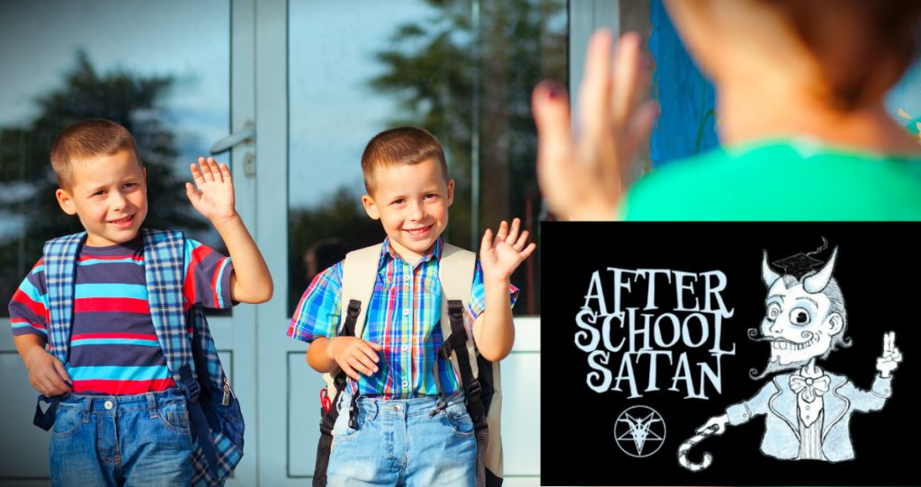 godupdates after school satan club warning fb