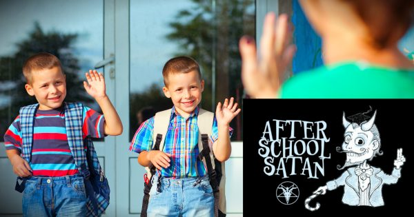 Parents Beware: A Satan Club May Be Coming To Your Kid's School