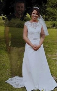 godupdates deceased brother featured in brides wedding pics 1