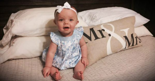 Parents Reveal The Beautiful Baby Doctors Told Them To Abort 3 Times!