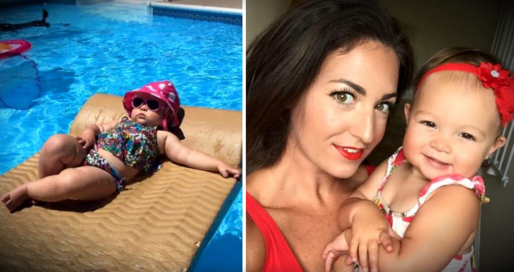 godupdates mom fights back after her baby girls pool pic draws mom-shaming fb