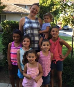 godupdates single mom adopts six sisters to keep them together 1