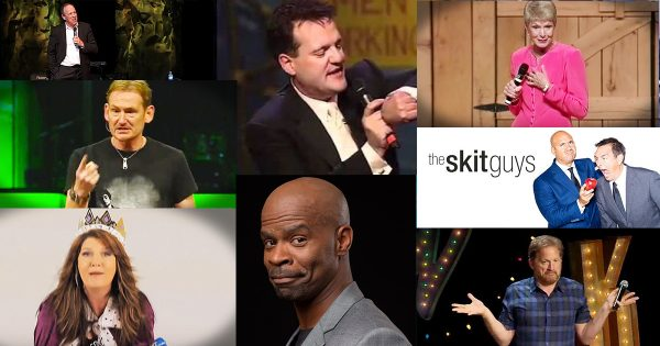 10 Christian Comedians We Can't Get Enough Of!