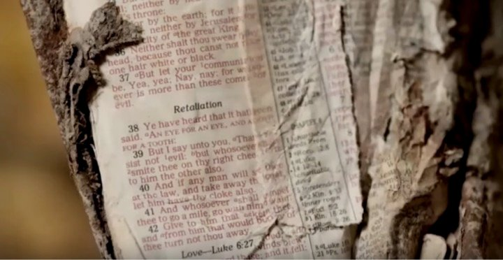 godupdates 911 rubble uncovered with bible verse fused to it 2