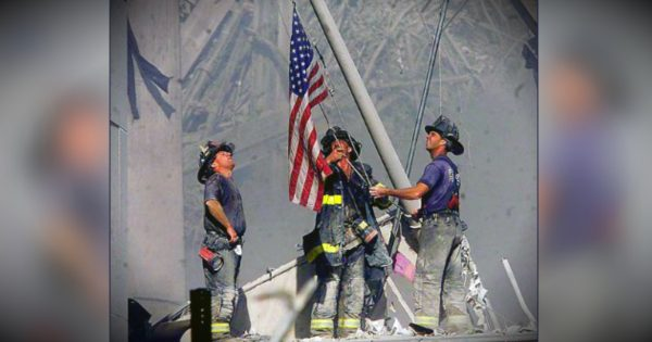 The Mystery Of The Missing 9/11 Flag Is Solved