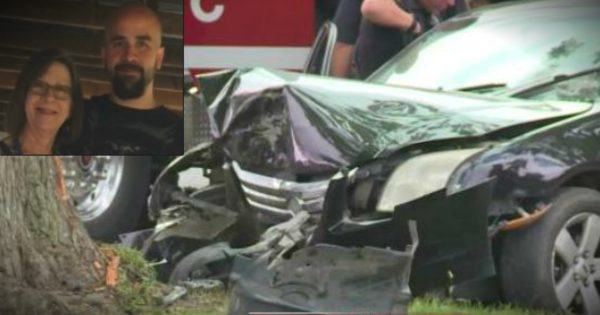 Woman Says Addict Son's Car Crash Is Divine Intervention