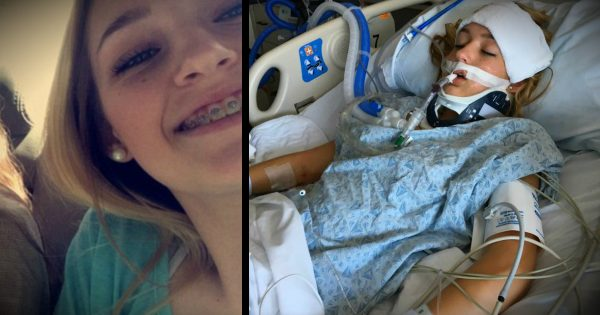 Mother's Warning After Alcohol Poisoning Nearly Kills Her Daughter