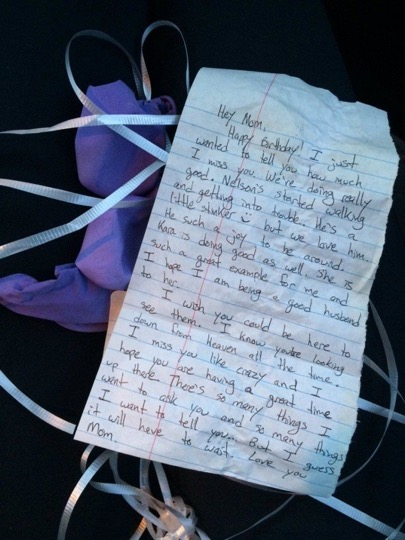 godupdates new dad's note to late mom found tied to balloon 1