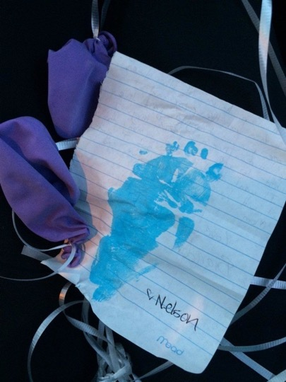 godupdates new dad's note to late mom found tied to balloon 2