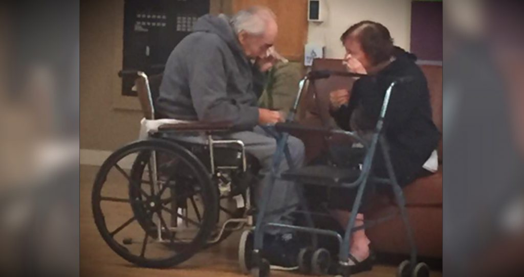 godupdates photo of elderly couple crying as sent to separate nursing homes fb