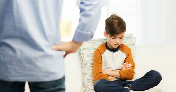 Why You Need To Stop Being The Nice Parent