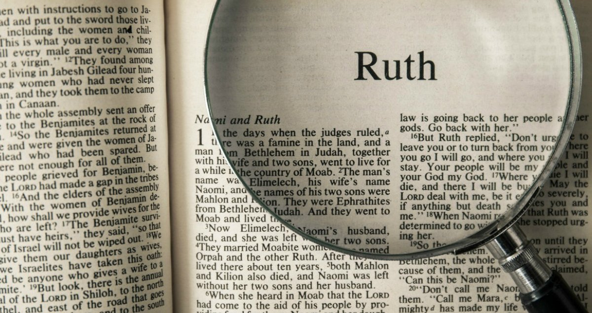 book of ruth lessons
