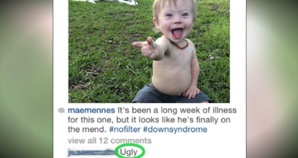 godupdates mom's open letter to troll who called her son ugly fb