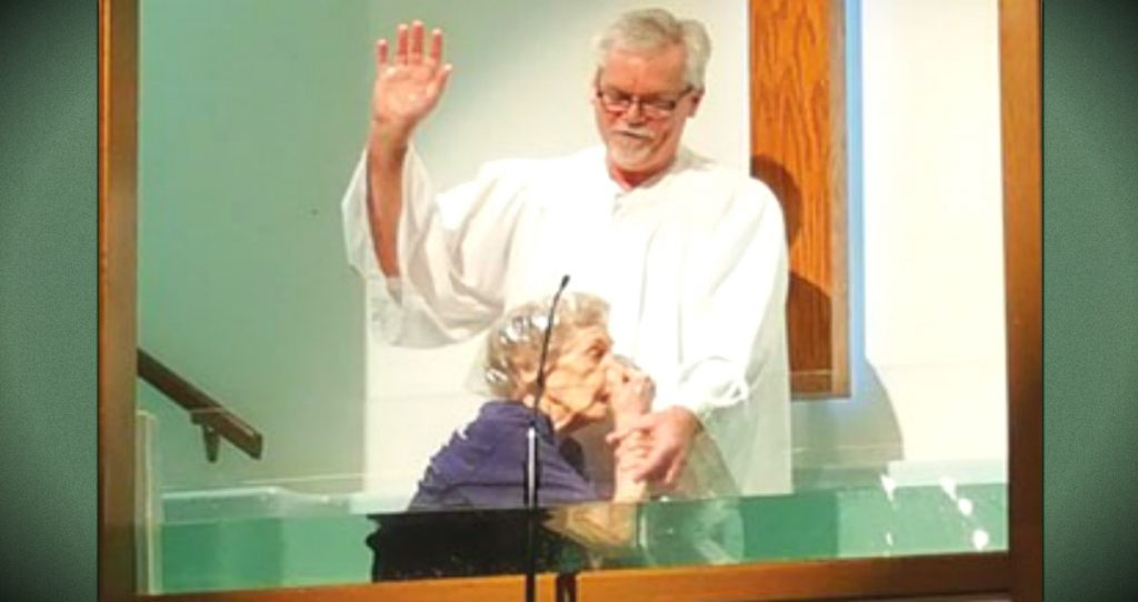 godupdates 94-year-old woman baptized says it's never too late fb