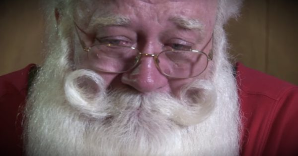After Santa Met This One Child, He Nearly Had To Retire For Good