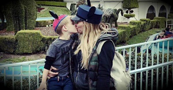 Hilary Duff's Response On Being Mommy-Shamed For Kissing Her Son