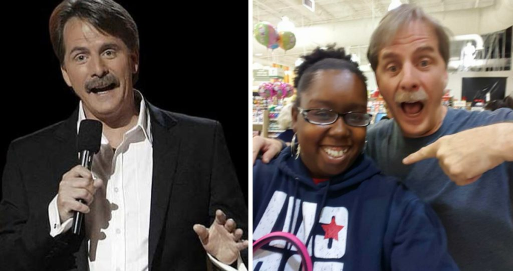 godupdates christian comedian jeff foxworthy bought groceries for mom of 3 fb