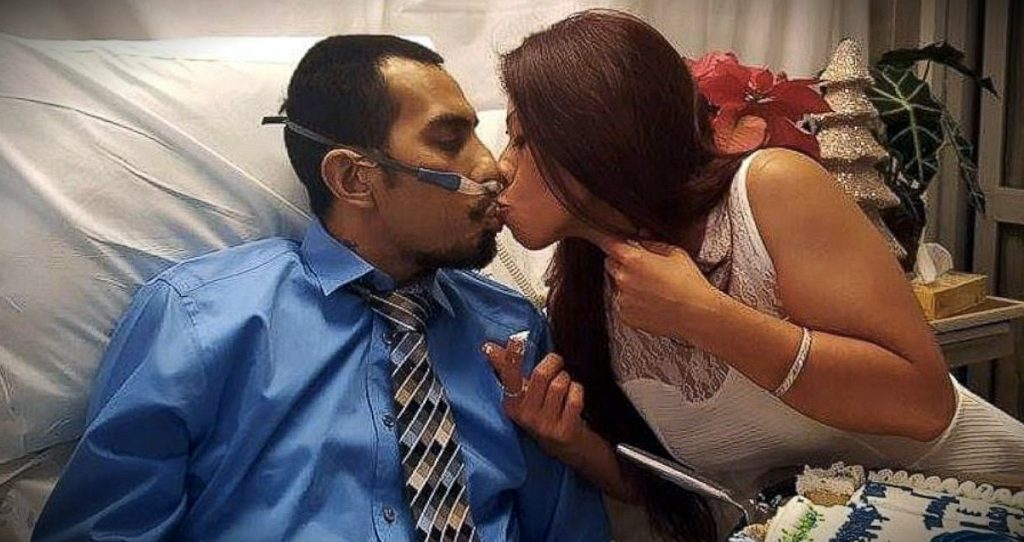 godupdates dying mans last wish to marry fiance 1