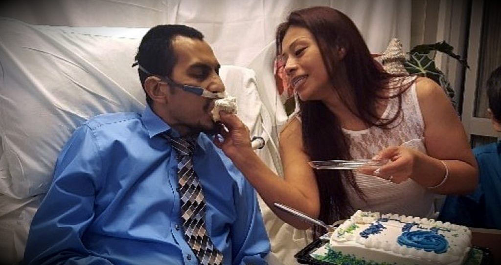 godupdates dying mans last wish to marry fiance fb