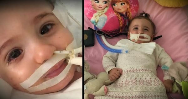 Parents Fight Doctors Who Wanted To Pull The Plug On Their Baby Girl