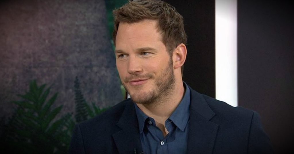 godupdates actor Chris Pratt shared his testimony finding god at grocery fb